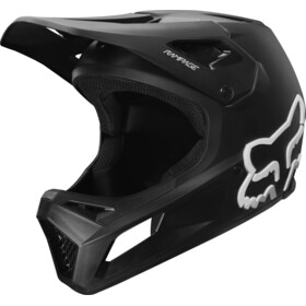 Fox Rampage Helmet Youth black/black